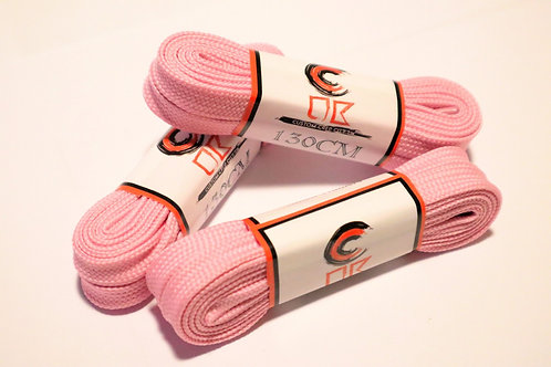 Baby Pink Laces (2 Pairs)
