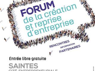 Venez vous inspirer ! Histoires d'Entrepreneurs au Forum de la Création et de la Reprise d'E