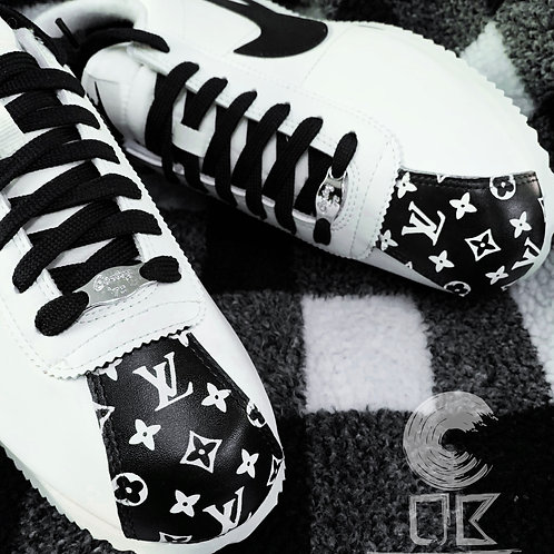 Custom Nike Cortez (LV)
