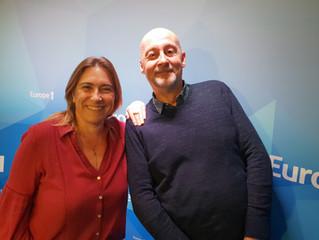 """Europe 1 : Jean-Marc Bonnet invité de la chronique """"Fallait oser !"""" avec Matthieu Noël et"""