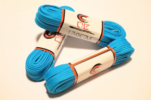 Sea Blue Laces (2 Pairs)