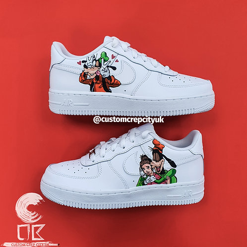 Custom Nike Air Force 1 Low (Goofy)
