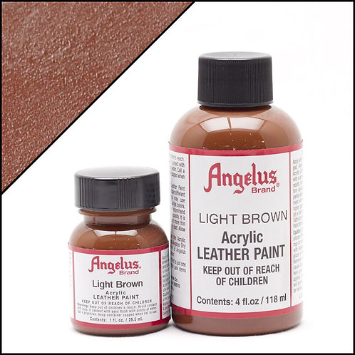 Angelus Leather Paint - Light Brown