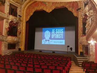 Un cadre somptueux pour des échanges chaleureux et positifs ! Encore merci au CJD Languedoc-Roussill
