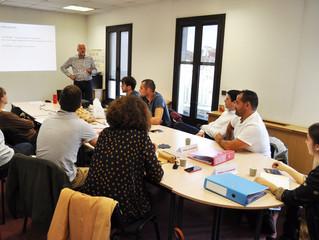 Formation EDM 16 : expression orale + créativité = cohésion d'équipe !