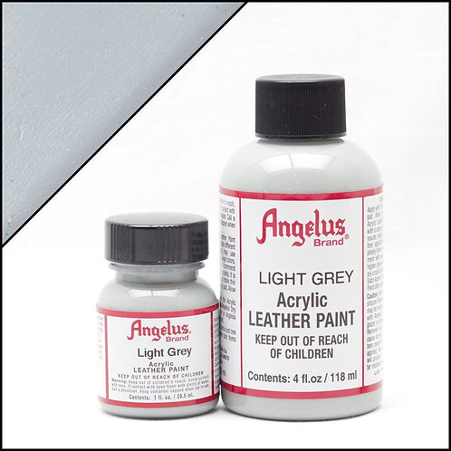 Angelus Leather Paint - Light Grey