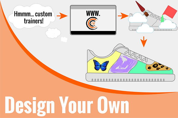 Design Your Own Custom Trainers