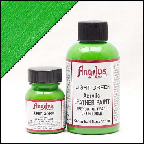 Angelus Leather Paint - Light Green
