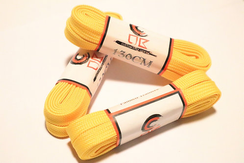 Yellow Laces (2 Pairs)