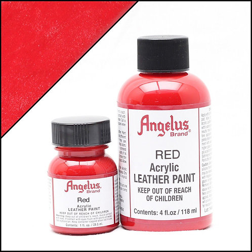 Angelus Leather Paint - Red