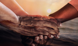 An Enduring Love - Holding Hands