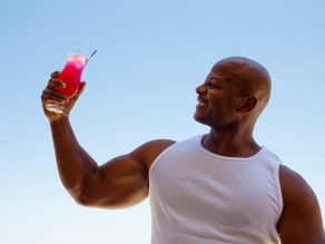 How to lose fat and build muscle whilst drinking alcohol