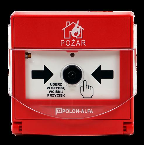 Fire manual call points - Polon Alfa