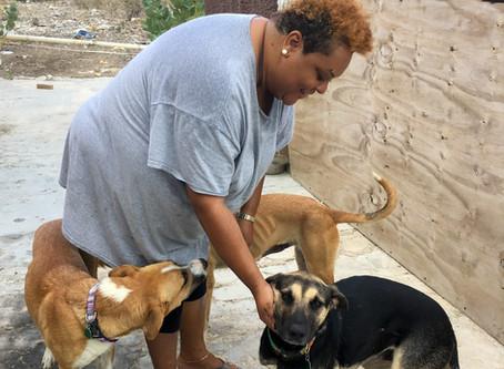 TCSPCA Visits South Caicos
