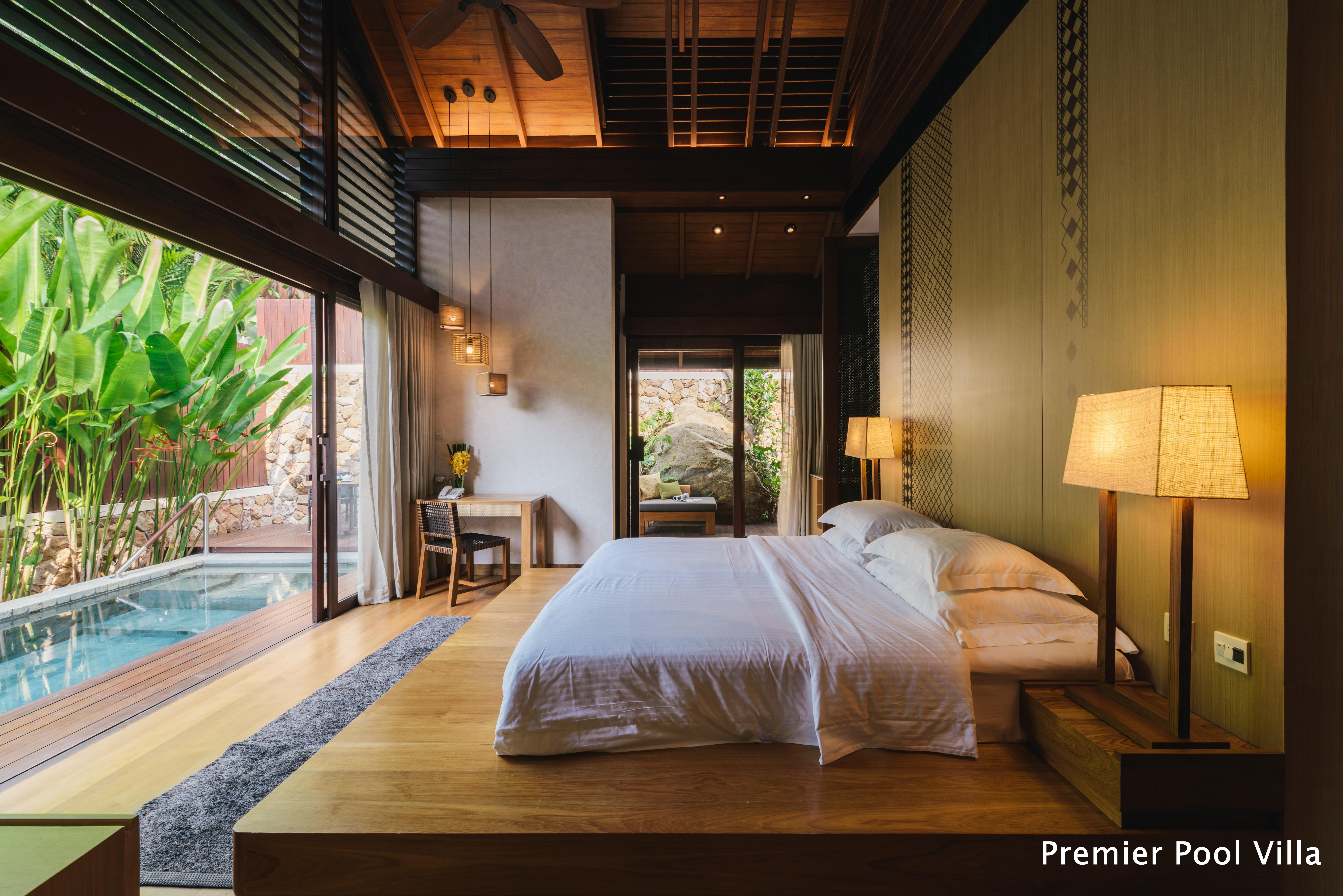 Premier Pool Villa Bedroom 01
