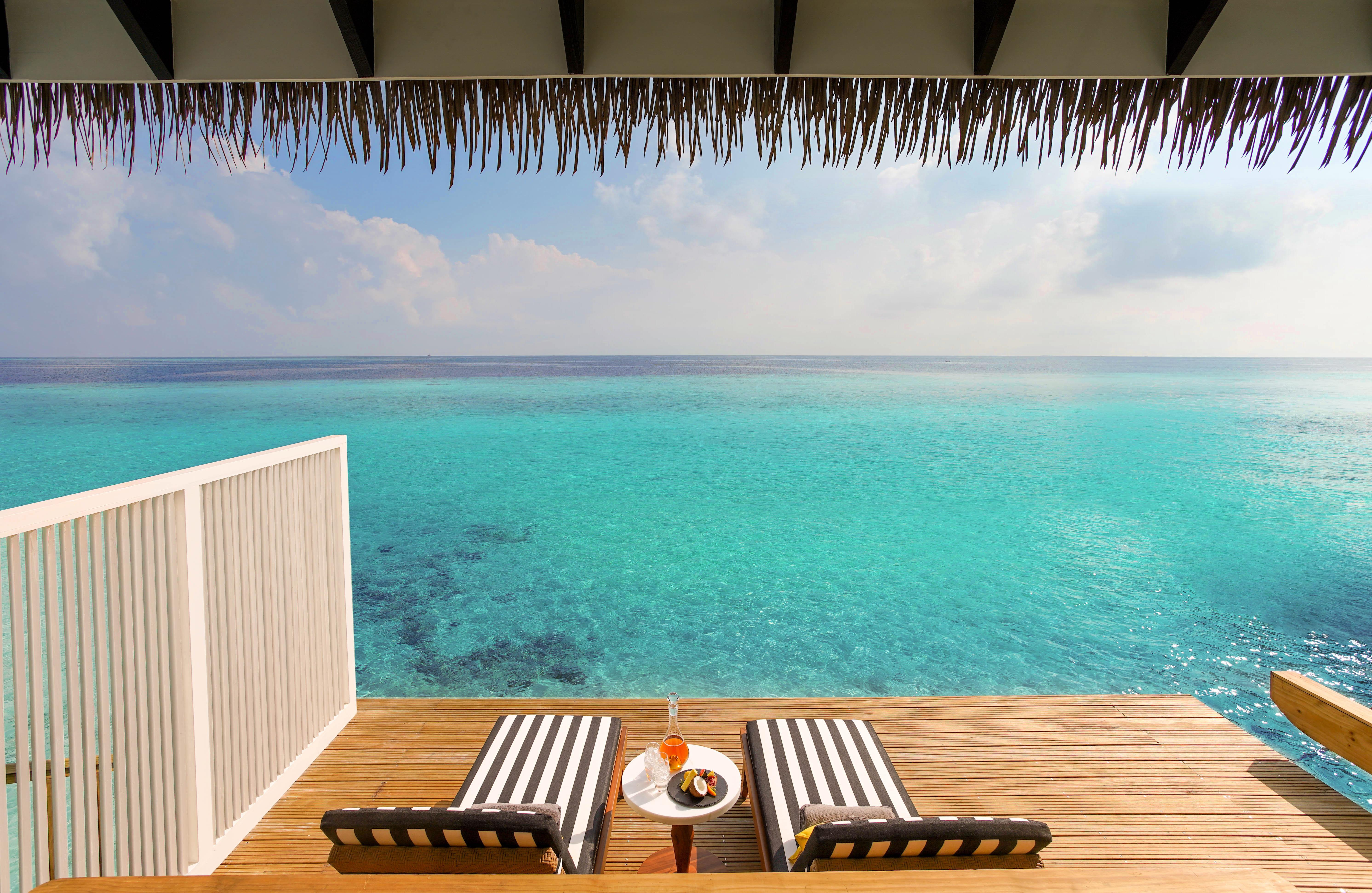 2br Overwater Villa_outdoor deck_3