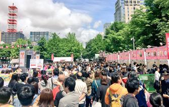 あいぱく 2017 札幌 in YOSAKOIソーラン祭り