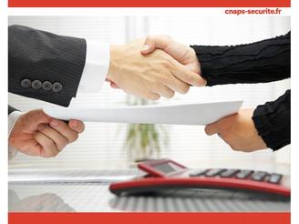 Guide du CNAPS pour la profession : les obligations d'un client