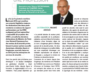 S&D Magazine : rationaliser, assainir et fédérer une profession