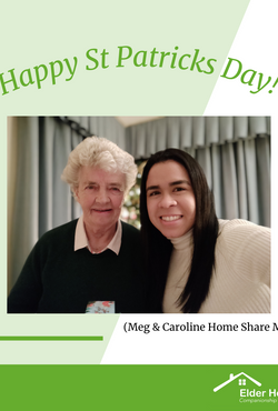 Happy St Home Share Day ☘️