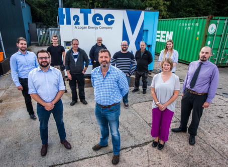 Logan Energy selected as hydrogen refuelling partner for £1.9m Irish transport project