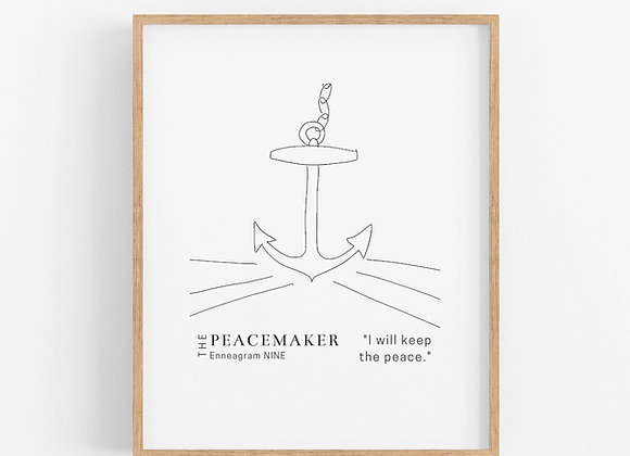Enneagram 9 - The Peacemaker - Digital Download