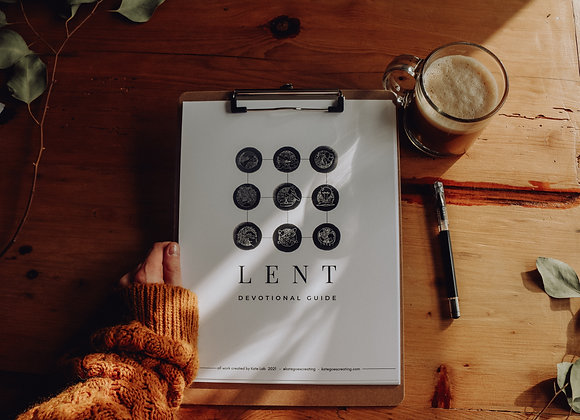 Lent - Attributes of God -Study