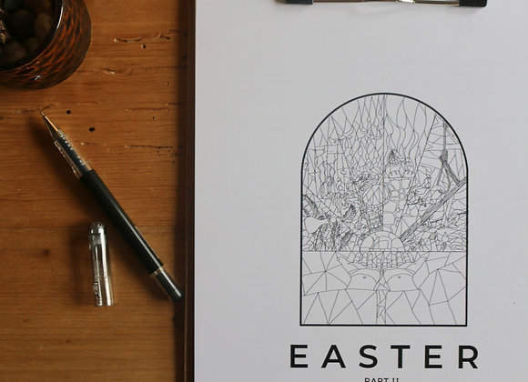 Easter: Part II Study- Print Friendly Version