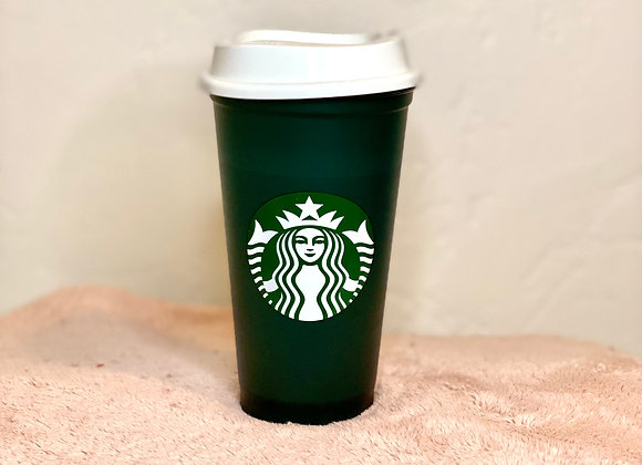 Color Changing Hot Cup