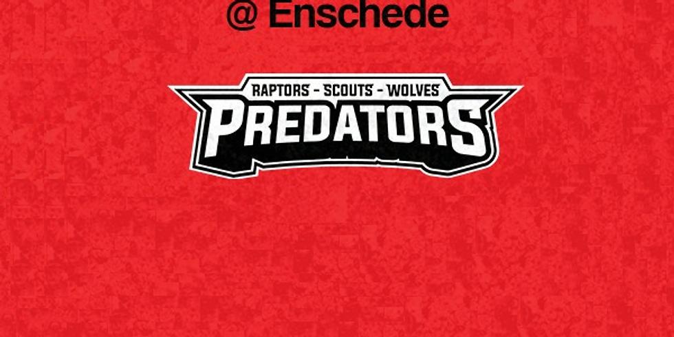 Broncos VS Predators