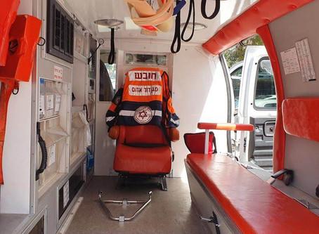 "In Israele pronte le ambulanze ""Anti coronavirus"""