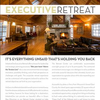 InitiativeOne Executive Retreat