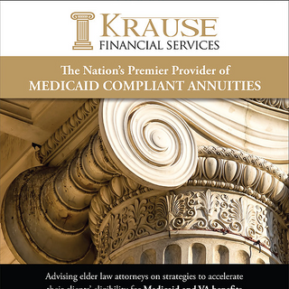 Krause Financial Services Trade show banner
