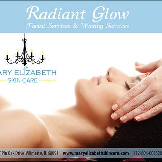 Mary Elizabeth Skin Care Ad