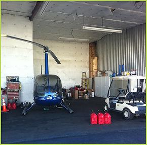 sheliport, sheli, helicopter, helicopter storage, hangar, storage, crowded hangar