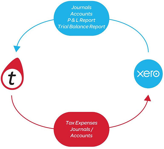 Tax Gnome XERO Data Flow 5 June 2019.JPG