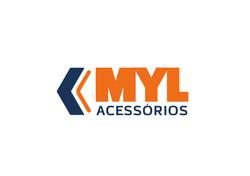 Novo Logo da MYL Acessórios