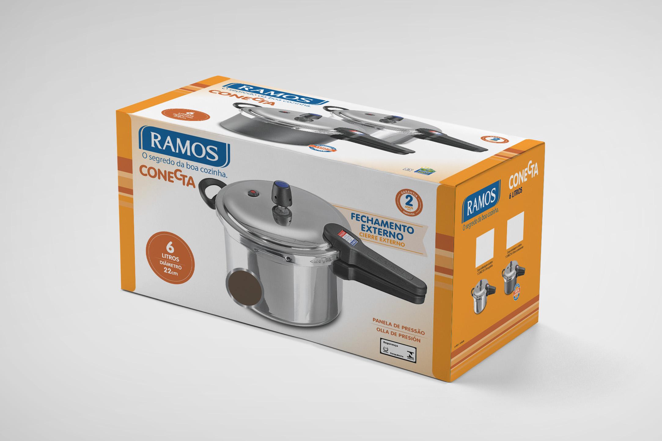 Aluminio Ramos - Embalagem Conecta
