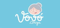 Novo logo da Vovó Anízia
