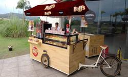 Modelo de Food Bike da Baff's