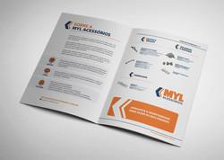 Catálogo de Produtos da MYL