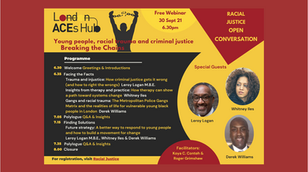 Breaking the Chains: Young people, racial trauma and criminal justice.