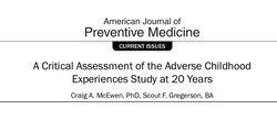 A Critical Assessment of the Adverse Childhood Experiences Study at 20 Years