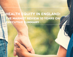 Health Equity In England