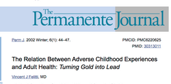The Relation Between Adverse Childhood Experiences and Adult Health