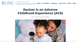 Racism is an Adverse Childhood Experience (ACE)