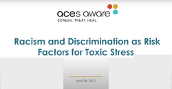 Racism and Discrimination as Risk Factors for Toxic Stress