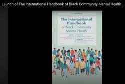 Launch of The International Handbook of Black Community Mental Health