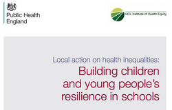 Building children and young people's resilience in schools