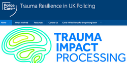 Trauma Resilience in UK Policing